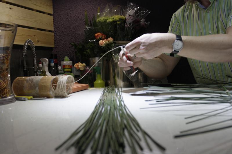 Artesania floral y vegetal a la carta